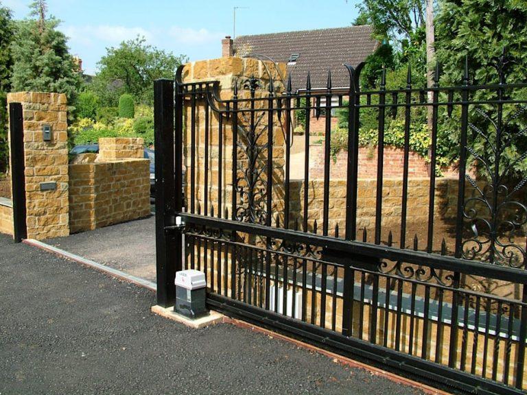 Bariyer / Bahçe kapısı sistemleri